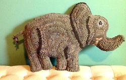 Betsy's Elephant cutout