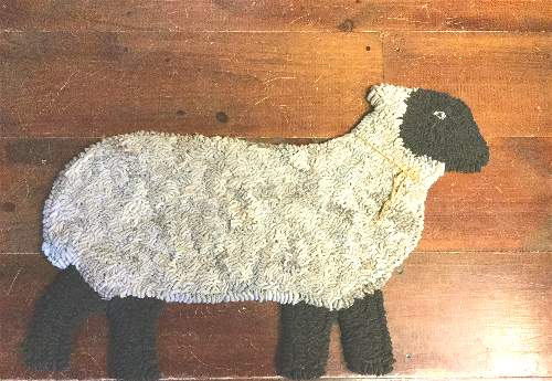 LARGE CUT OUT SHEEP