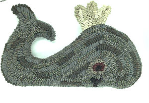 WHALE CUT OUT PATTERN