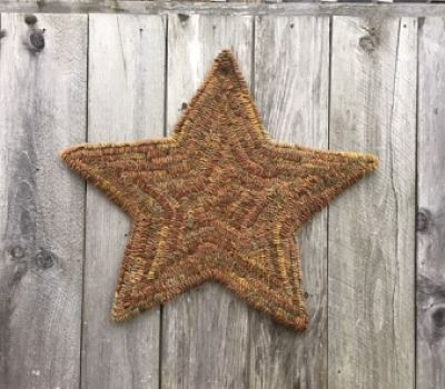 STAR large Cut Out Pattern