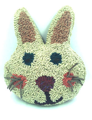 BUNNY HEAD PATTERN