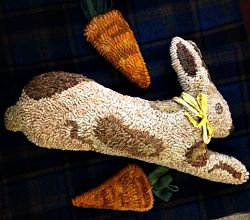 LARGE RABBIT PATTERN