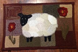 PATCHWORK SHEEP PATTERN