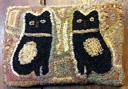 PRIMITIVE CATS PATTERN