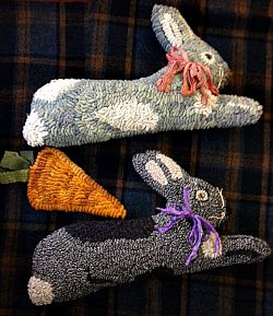 SMALL RABBIT PATTERN