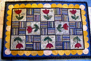 Squares and Tulips